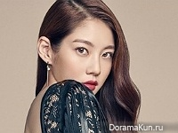 Gong Seung Yeon для Harper's Bazaar October 2015
