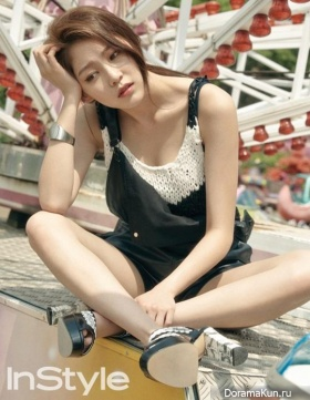 Gong Seung Yeon для InStyle June 2015