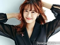 Goo Hye Sun для Jubu Styler Magazine October 2014