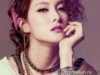 KARA (Gyuri) для Arena Homme Plus March 2015
