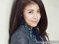 Ha Ji Won для Crocodile Ladies Fall 2014 CF