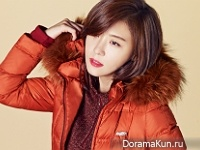Ha Ji Won для Crocodile Ladies Winter 2015 Extra