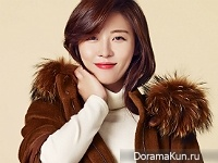 Ha Ji Won для Crocodile Ladies Winter 2015