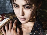 Ha Ji Won для W Korea September 2014