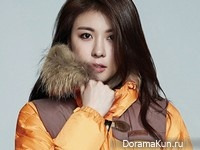 Ha Ji Won, Ji Chang Wook для NorthCape F/W 2014 CF