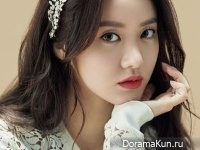 Han Groo для BEAUTY+ September 2015