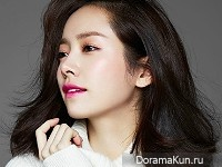 Han Ji Min для Cosmopolitan Korea November 2015