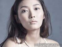 Hong Ji Soo для Dazed & Confused Magazine August 2014