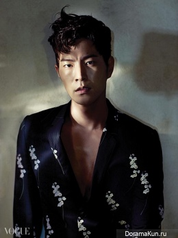 Hong Jong Hyun для Vogue Korea September 2014