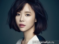 Hwang Jung Eum для Marie Claire February 2015