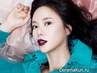 Hwang Jung Eum для W Korea March 2015 Extra