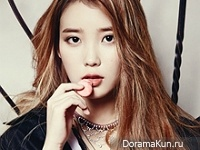 IU для InStyle Korea November 2013