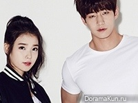 Song Jae Rim, IU для Sbenu 2014 Extra