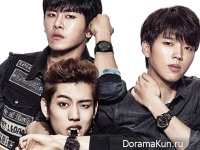 Infinite для First Look Magazine Vol.82