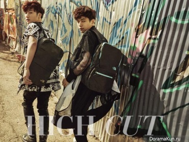 Infinite (L, Sunggyu) для High Cut Vol.143