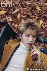 JYJ (Jaejoong) для BNT International December 2014
