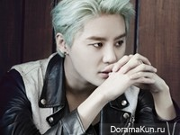 Junsu (JYJ) для Scene Playbill Magazine July 2015