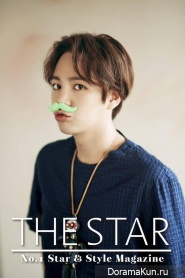 Jang Geun Suk для The Star August 2014 Extra