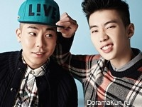 Jay Park, Loco, Gray для Dazed & Confused September 2014