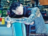 Jay Park, Loco для W Korea September 2015