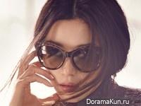 Jeon Ji Hyun для Elle China May 2015
