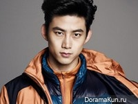 Jeon Ji Hyun, Taecyeon (2PM) для NEPA F/W 2014 CF Extra