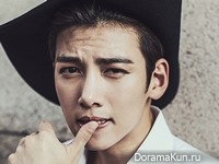 Ji Chang Wook для BNT International September 2014 Part 2