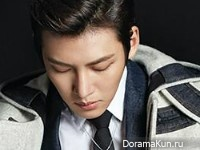 Ji Chang Wook для Esquire Korea November 2015