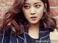 Jo Bo Ah для InStyle Korea November 2014