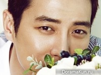Joo Sang Wook для The Star May 2015