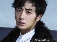 Jung Il Woo для BNT International November 2014