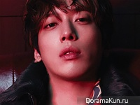 CNBLUE (Jung Yong Hwa) для Harper's Bazaar October 2015 Extra