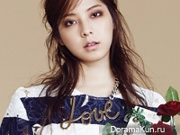 Juniel для CeCi October 2014 Extra