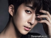Kim Hyung Jun для BNT International January 2015 Extra