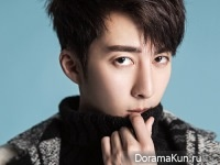 Kim Hyung Jun для BNT International January 2015