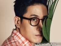 Kim Joo Hyuk для First Look May 2015