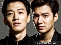 Kim Rae Won, Lee Min Ho для Cine21 No. 988