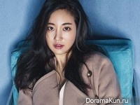 Kim Sa Rang для W Korea October 2015