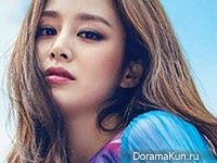 Kim Tae Hee для InStyle April 2015 Extra