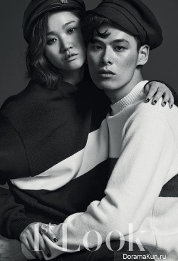 Kim Won Joong, Jang Yoon Joo для First Look Magazine Vol.73