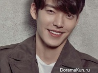 Kim Woo Bin для Max Movie January 2015