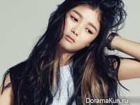 Kim Yoo Jung для InStyle September 2014 Extra