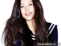 Kim Yoo Jung для Oh Boy! Magazine Vol.54 Extra