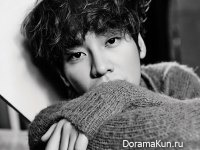 Kim Young Kwang для Elle September 2015 Extra