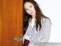 f(x) Krystal для High Cut Magazine Vol.142