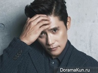 Lee Byung Hun для L'Officiel Hommes Korea September 2014
