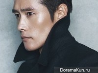 Lee Byung Hun для L'Officiel Hommes September 2014 Extra
