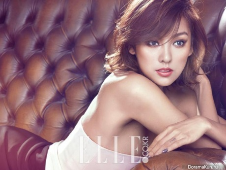 Lee Hyori для Elle October 2014 Extra