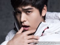 Lee Jang Woo для BNT International December 2014