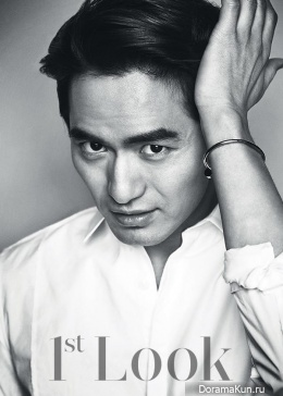 Lee Jin Wook для First Look Magazine Vol.86